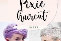 Rambut pixie