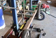 bandsaw mill ideas