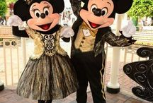 Mickey Mouse -gold/silver-