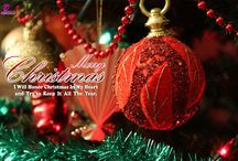 Christmas Wishes Card / Merry Christmas Greetings and Wishes eCards