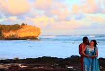 Wedding day videos / A collection videos by IMF Visions and photographed by Jeannemarie Photo Hawaii