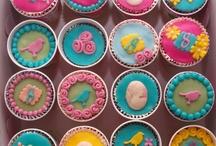Cupcakes en taarten inspiratie / Cupcakes en taarten inspiratie