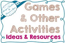 Always Teaching with Games / Games and Other Activities
