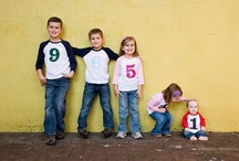 Pic ideas for my sweet fam / by April Adams