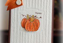 Fall Cards / by Tonia Bates