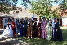 Historical clothing / Korok ruhái társulat