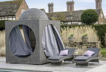 Outdoor Daybeds / Outdoor Daybeds range by Brands Skyline Designs, Alexander Rose and Kingdom rattan really bring an exotic touch to your garden for the ultimate in relaxation.