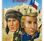 ¿Qué fue…? Series / This engaging series encourages students to relive history through exciting accounts of important historical events. Short chapters and sixteen pages of illustrations and photos motivate even the most reluctant readers to learn about famous events and landmarks.