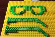 Hama Beads - Occhiali