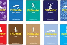 Exercise Playing Cards / Fitdeste Egzersiz Kartları