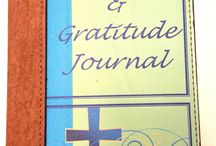 Prayer and Gratitude Journal - Genuine Leather - Refillable / Record Your Prayers and Things your are Grateful for Anytime. This will quickly be the place you refer to everyday so you can see how God has answered your prayers and Record the items you are thankful for. Genuine Durable Saddlery Leather cover Refillable Kraft Paper Insert to list your new Experiences  Ribboned page keeper inside the journal. Made in the USA List my Praises !! Life Happens everyday - Record your experiences