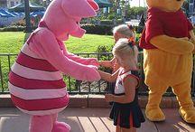 Disney Vacation / by Misty Moreno