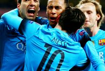 Neymar Jr , Luis , Leo i Ivan Rakitic