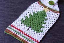 Christmas Towels