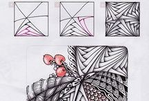 Estampados Zentangle