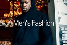 Mens Fashion / We provide you with a wide selection of men's urban clothing and styles