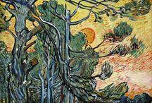 Van Gogh / Mi pintor favorito