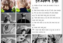 Cute Styles/Beauty/Fashion  / by Lauren Mennemeyer