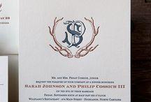 Wedding Invitations / by Laura