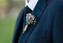 Prendidos para novio / Colección de prendidos para lucir un novio el día de su enlace matrimonial.