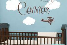 Baby bedroom & decor ideas