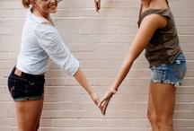 friendship captured / by Bri •