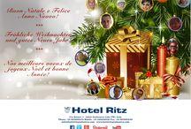 Merry Christmas!! / Un sincero augurio di Buon Natale a Tutti Voi! #Hotel #Ritz #Giulianova #Abruzzo *** Ein herzliche Weihnacht wünsch an alle! #Hotel #Ritz #Giulianova #Abruzzo *** A sincere Christmas wish to all of you!#Hotel #Ritz #Giulianova #Abruzzo