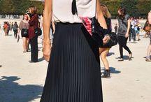 fashion / maxi skirts