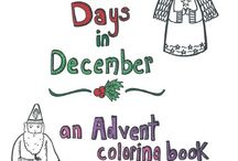 Advent with kids