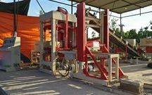 Fly Ash Brick Making Machine Manufacturers in India