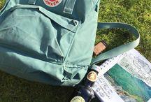 Kanken Backpack Blue