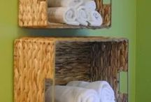 Bathroom Organizing / Do your business in bliss!