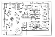 Leslie McGwire, Allied ASID Floor Plans / Leslie McGwire™ ASID Allied Leslie McGwire™ & Associates Lesliemcgwire.com Leslie@lesliemcgwire.com Call: 248.912.2661  Provide full turn key design & equipment services. Leslie McGwire & Associates Inc. offers comprehensive design and interior planning in all facets: programming, schematic, development and construction with disciplines in space & floor plan design, computer renderings, 3D illustrations, lighting, color, feasibility, retail & fixture planning and furniture design.