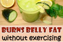 Smoothie for fat belly