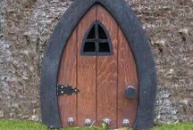Elf Doors / by Candy King