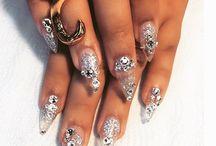 Nails Art N Rings