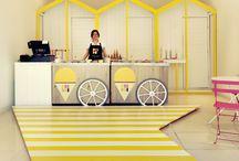 M's cupcake shop inspirations