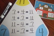 First Grade Math / by Marinda Kimidy