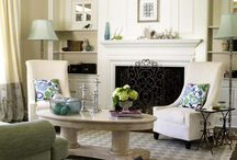 Family Room / by Ashley Williamson