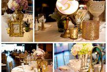 Stunning Reception Decor / Stunning reception decor, unique wedding tablescapes, creative diy reception decorations