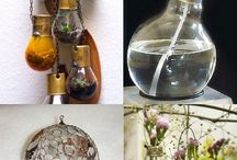 upcycle glass / Making throw away glass into beautiful things