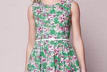 Yumi Loves Floral Prints / Showcasing our fashionable florals!