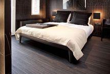Kitchen ideas / Marmoleum floor