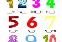 Spelling numbers