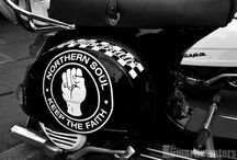 Northern Soul / Mods / by Jason Chinnian