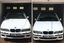 My car / BMW 530d, e39, 237HP