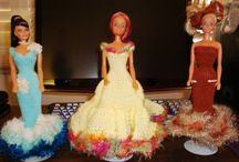 Crochet & Knit Barbie Clothes / by Linda Arnold-Heppes