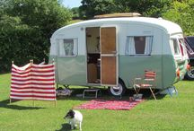 Ideas for retro caravan