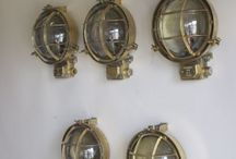 Antique Wall Lights and Outdoor Lighting / Genuine Antique Lighting and Antique Wall Lights for the outdoors