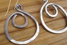 designer aluminum jewelry / by Bette Koslow